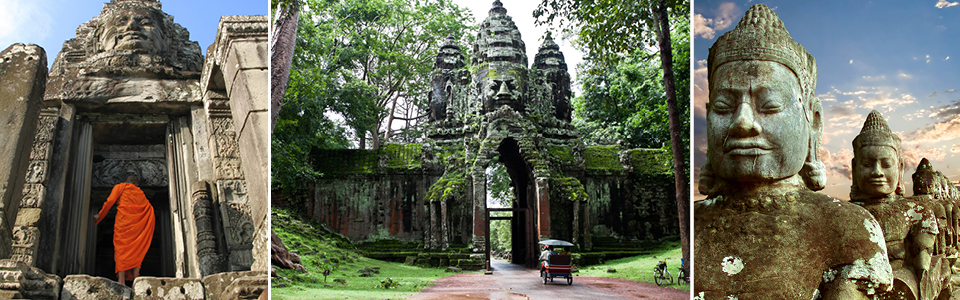 Angkor Archeological Park